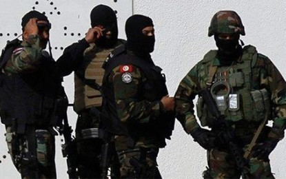 Démantèlement d'un groupe terroriste constitué de 62 membres
