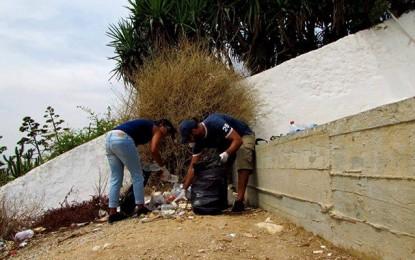 La société civile lance une campagne de propreté