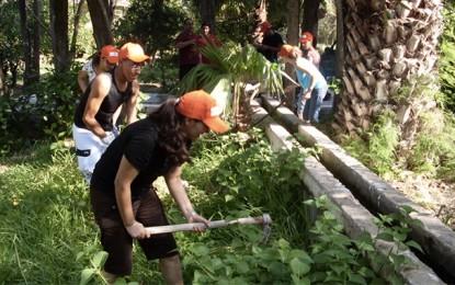Hammamet : Un chantier international de jeunes bénévoles