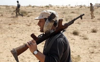 Une intervention militaire occidentale en Libye est en préparation