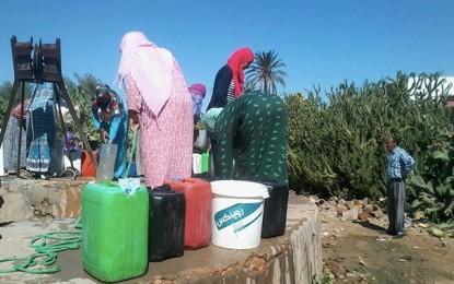 El-Messaïd: Des habitants privés d'eau et un Etat absent