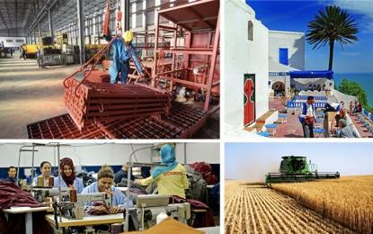 Le FMI prévoit 3% de croissance en Tunisie en 2016