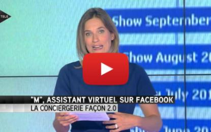 Facebook devient votre assistant personnel !