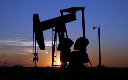 La production de pétrole en baisse