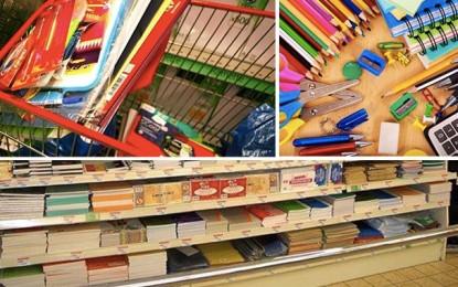 Rentrée : Pas d'augmentation des prix des fournitures scolaires