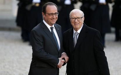Bouchebka : La France réaffirme sa solidarité avec la Tunisie