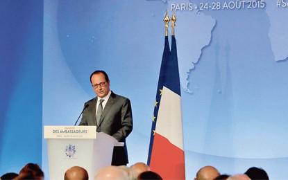 Hollande rappelle l'Europe à son devoir de soutien à la Tunisie