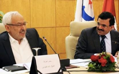 Ghannouchi propose à Larayedh la vice-présidence d'Ennahdha