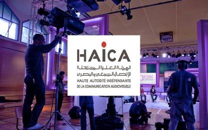 Tunisie : La Haica autorise 1 chaine TV et 2 radios