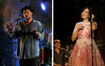 Ben Oncle Soul et Indila à Carthage: Le showman et l'enfant du monde