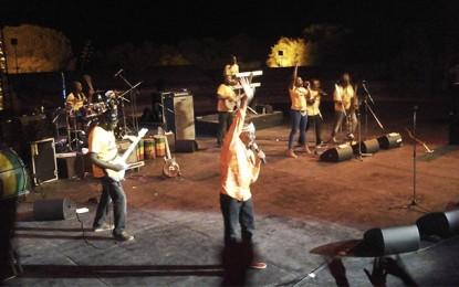 Jimmy Cliff à Hammamet : La remontée du temps