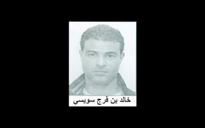 Le présumé terroriste Khaled Souissi livré par Fajr Libya à la Tunisie