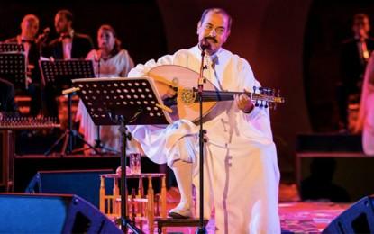 Clôture du festival de Carthage : Lotfi Bouchnak «Ya maâlem» !