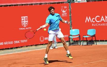 Tennis : Malek Jaziri n'ira pas en finale de Winston Salem