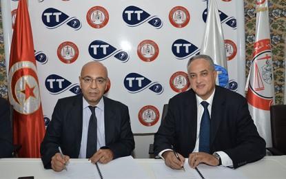 Partenariat entre Tunisie Telecom et l'Ordre des avocats
