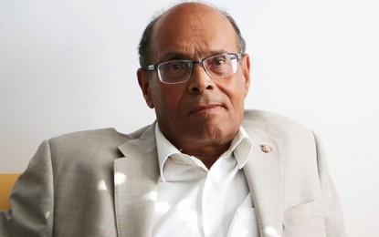 Tunisie : Moncef Marzouki appelle à un soulèvement contre la démocratie