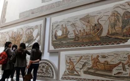 Des œuvres du Musée du Bardo bientôt exposées à Lampedusa