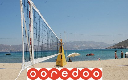 L'été show avec Ooredoo Beach Volley