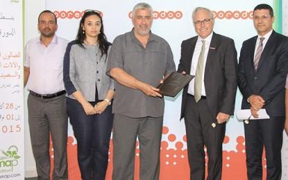 Agriculture : Ooredoo sponsor officiel du Siamap 2015