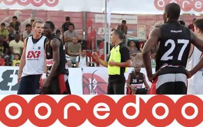 Ooredoo Street Basketball démarre sous les chapeaux de roue