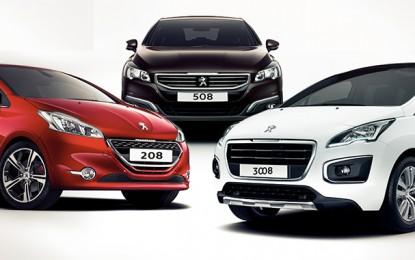 Auto : Stafim Peugeot leader des ventes en octobre 2015