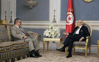 Un scoop : Radwan Masmoudi salue la sagesse de Béji Caïd Essebsi