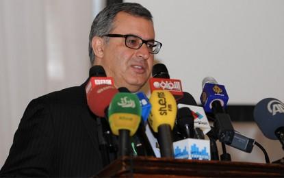 Radwan Masmoudi s'excuse auprès de Hamma Hammami
