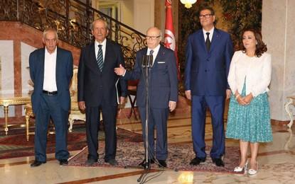 Caïd Essebsi à la recherche d'une solution à la crise économique