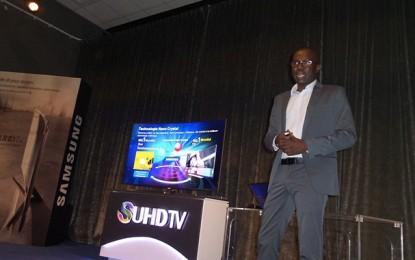 Samsung lance son SUHD TV en Tunisie