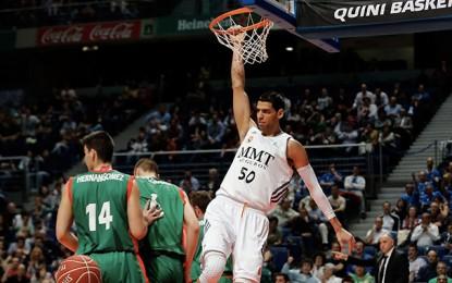 Basket : Salah Mejri, de Jendouba à Dallas