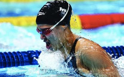 Profil: Sarra Lajnef, avec 4 médailles, a vaincu sa «phobie»