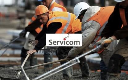 Servicom : Revenus en hausse de 10% (6 mois 2015)