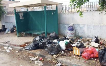Environnement: Sfax croule de nouveau sous les poubelles
