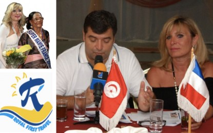 Gala annuel des Super Mamies 2015 à Djerba