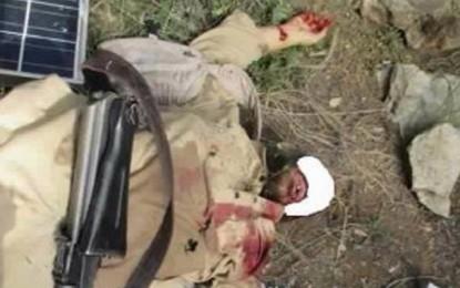 Kasserine : Identification du présumé terroriste tué à Mont Samama