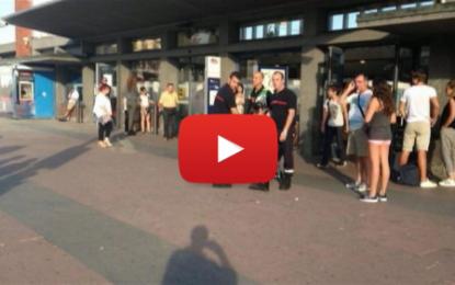 Tirs dans un Thalys entre Amsterdam et Paris