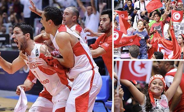 Tunisie-AfroBasket-2015