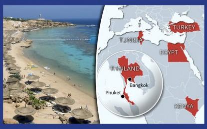 La Tunisie parmi les 5 destinations les moins sûres au monde
