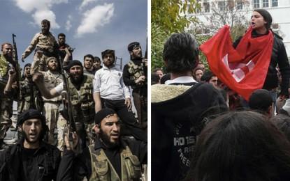Les universitaires tunisiens contre le terrorisme