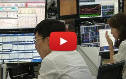Lundi noir pour les bourses mondiales
