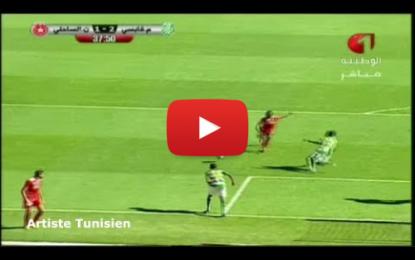 Finale ESS – SG: les buts à de la 1ere mi-temps