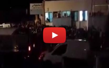 L'hôpital régional de Kasserine recevant les victimes de l'attaque terroriste de Bouchebka