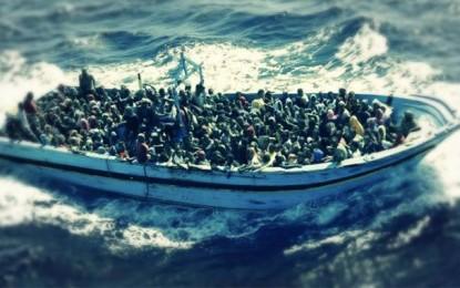 Tunisie : 128 migrants clandestins sauvés en mer