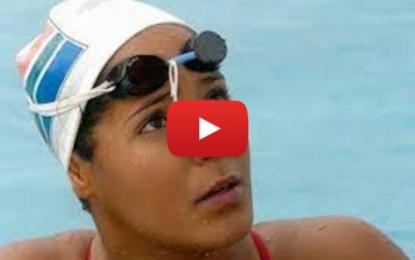 La championne du monde parle de son parcours sportif