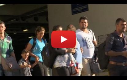 Des réseaux de passeurs de migrants aux milliards de bénéfices