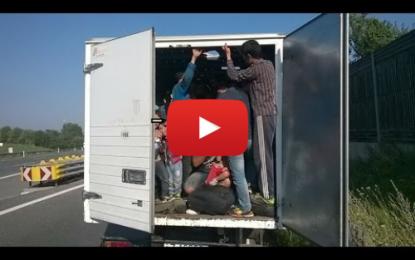Des dizaines de migrants retrouvés morts dans un camion en Autriche