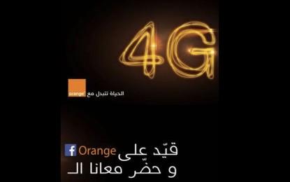 Orange invite ses clients tunisiens à la découverte de la 4G
