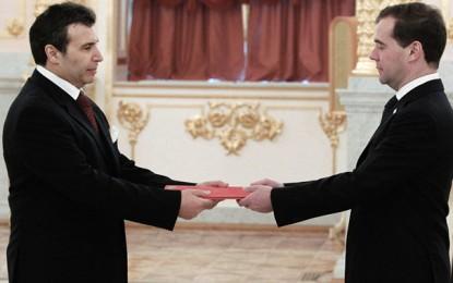 La Tunisie veut développer ses relations avec la Russie
