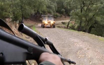 Kasserine : Echange de tirs entre la garde nationale et des terroristes