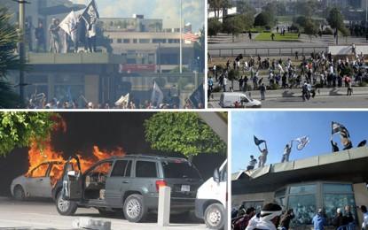 Terrorisme : L'arbitre Hafchi a participé à l'attaque de l'ambassade US à Tunis